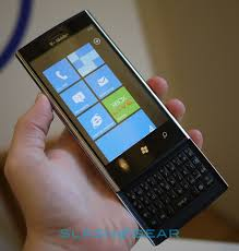 Rumor BlackBerry Android phone with slide out keyboard pictured