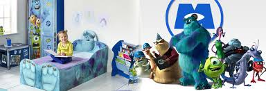 If So Great Kidsbedrooms Has All The Furniture And Matching Accessories Customised With Disney Monsters University Characters Dont Wait Anymore