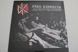 100 Police Truck Dead Kennedys Live At The Old Waldorf Mr Vinyl