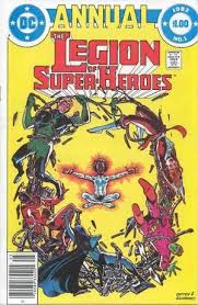 Legion Of Super Heroes Annual Vol 2 1