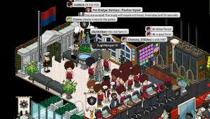 Fuzzyness On Twitter Epic Habbo Hotel Raid XD