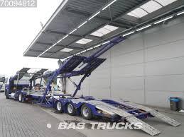 Autovežių Sunkvežimių RENAULT Premium 4X2 Retarder Truck-transporter ...