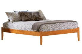 Eastern King Platform Bed by Whistler Eastern King Platform Bed Living Spaces Also Interalle Com