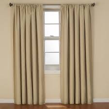 Target Blue Grommet Curtains by Energy Efficient Thermal Curtains