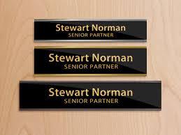 Door Nameplate & fice Door Nameplate Business Door Sign fice
