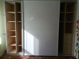 nolte schwebetürenschrank weiß 280cm breit schlafzimmerschrank