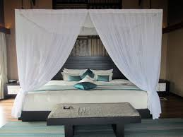 Twin Metal Canopy Bed Pewter With Curtains by How To Make Canopy Bed Curtains Diy Four Poster Image Of Drapes S