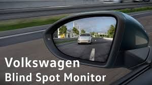 Blind Spot Monitor Driver Assistance
