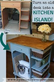 Small Desk Ideas Diy by Best 25 Repurposed Desk Ideas On Pinterest Wine And Coffee Bar