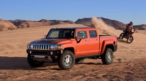 100 H3 Hummer Truck 2009 T Unofficially Revealed