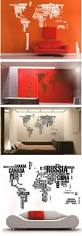 Wall Mural Decals Canada by Best 25 World Map Wall Decal Ideas On Pinterest Vinyl Wall