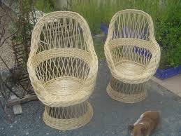 chaises en osier fauteuils chaises tabourets tables osier vannerie vannerie osier