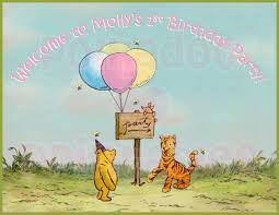 130 Best Winne The Pooh by Classic Winnie The Pooh Party Door Sign Digital Printable File
