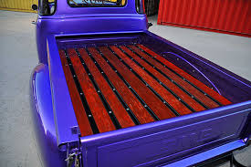 100 Wood Truck Beds 1952 GMC Five Window Bed Lowrider