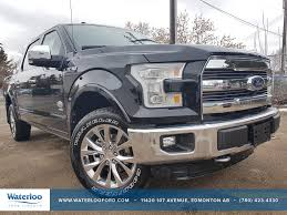 New 2016 Ford F-150 King Ranch SuperCrew 145