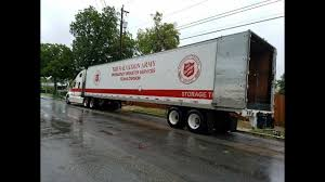 100 Salvation Army Truck Hurricane Harvey The Helps Residents Impacted By