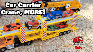 Toys R Us Car Carrier, Toy Crane And MORE TOYS! - YouTube Frederick Maryland Usa 5th Apr 2018 Semitruck Trailers Outside Toys R Us Cars For Kids Unique Ford F 150 Ride Electric Truck Vintage Ertl 21in Pressed Steel 1923096124 Httpwwwflickrcomphotoswebmikey292506 Toy Trucks At Best Resource Workers Say Nj Should End Pension Investment In Hedge New Release 2012 Toys Us Truckrig Pez Moc Free Shipping Tow Lego City Itructions 7848 Garbage Video Green Side Loader L Toysrus Lego Truck Set A Photo On Flickriver Great Semi Trailer Send Offers 11