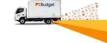 100 Budget Trucks Rental Car Hire In New Zealand Rent A Car New Zealand