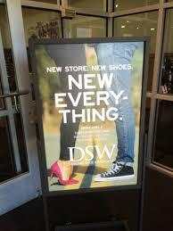 Semiotic Analysis of Designer Shoe Warehouse – Savor It