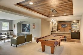 Exposed Basement Ceiling Lighting Ideas by Diy Basement Remodel For Basement Exposed Channel Jeffsbakery