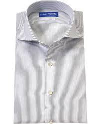 sciolto one piece collar shirt 37 81 blue men u0027s kamakura shirts