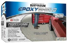 the bad reviews of rust oleum and quikrete epoxy paint kits all