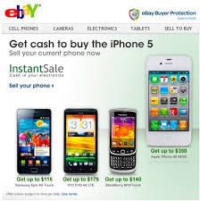 Fund a New iPhone By Trading Your Phone With eBay Instant Sale