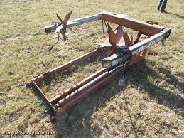 Used Deweze Bale Beds For Sale by Deweze 265 Bale Pickup Item L1710 Sold October 26 Ag Eq