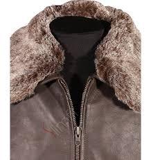 vintage leather jacket men