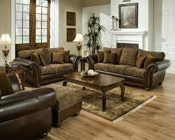 canape cuir rustique canape cuir et bois rustique tissu le canap vintage chic fabuleux