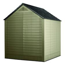 Rubbermaid 7x7 Storage Shed by Rubbermaid Roughneck 7 Ft X 7 Ft Shed Lowe U0027s Canada