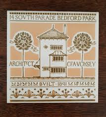 bedford park arts crafts tiles in special tiles plaques