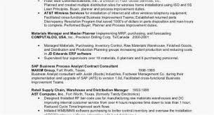 Project Manager Resume Examples Inspirational 22 Operations Management Photo Best Templates