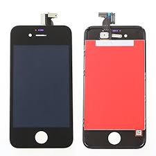 iPhone 4S Black Replacement LCD Screen and Digitizer Assembly