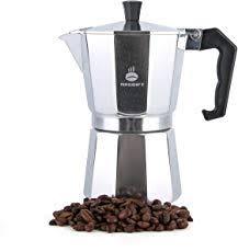 Maggift Stovetop Coffee Maker Aluminum Italian Moka Pot