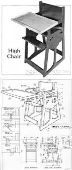 DIY High Chair - Children's Furniture Plans And Projects ... 35 Free Diy Adirondack Chair Plans Ideas For Relaxing In 24 Oak Shelf Shown A Michaels Cherry Finish Qw Amish Arbella 7pc Ding Set Wooden High Childrens Fniture And Solid Wood Handcrafted Portland Oregon The High Back Rocking Chair Canterbury Leg Table St Louis Park School Theater Program Will Present Elnora Accent Luxcraft Swivel Bar Height Yard Arthur Phillippe Chairs Set2 Fabric Side 3 Leather 1 Bench Woodworking Baby Build