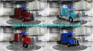 USA Trucks By Term99 For All Maps V4.0.1 (1.28.x) » Download ETS 2 ... Screenshots Of Garbage Trucks On Google Maps Youtube Colorful Truck Bhutan Wolfgangs Adventures Pinterest Lvo Fh 2012 Low 122x Truck Mod For European Simulator Daimler Apple Carplay Trucks Motor1com Photos Euro 2 Maps Ets Map Mods How To Install And Spintires Best Russian The Game Fleet Gps Routing Navigation Management Peoplenet Pt 4 Steve Kopack Twitter Seen In Traffic This Morning A American Download New Ats Ice Road Truckers Intro Compilation Varipix