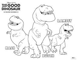DisneyoPixar The Good Dinosaur FREE Activity Pages