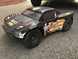 Rc Stadium Truck Hpi Blitz Flux Brushless 1/10 | In Exeter, Devon ...
