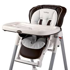 Peg Perego High Chair Siesta by Peg Perego High Chair Booster Cushion White Target