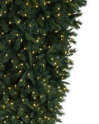 Pre Lit Porch Christmas Trees by Knocked Upside Down Christmas Trees Online Treetopia