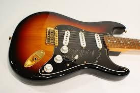 Fender Stratocaster Stevie Ray Vaughan SRV 90s Tifoux Images