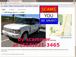 SCAM ADS! Updated For 02/25/2014 - Updated | Vehicle Scams - Google ... Atlanta Craigslist Cars And Trucks Elegant 20 Atlanta All About Amp By Owner Kidskunstinfo Pickup Beautiful 1988 Toyota 44 Best For Sale In Ga Image Collection Top Car Designs 2019 20 And New Reviews Shop Amazoncom Saxophones Peterbilt Wwwtopsimagescom Mohave Gallery Semi For On Inspirational Used Massillon 82019 By