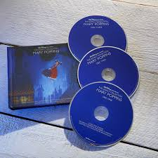 Legacy Collection Mary Poppins CD Shop The Disney Music