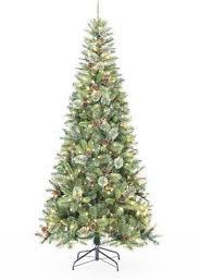 St Nicholas Square 7 Ft Pre Lit Christmas Tree 9199