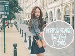 Korean Spring Fashion 2015 Pt 2