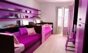 Decorating Girly Purple Children Bedroom Set By Dearkids