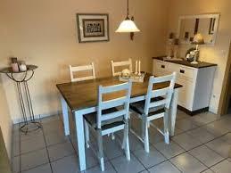 eßzimmer landhausstil möbel gebraucht kaufen ebay
