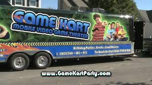 Game Kart Mobile Video Game Theater, Birthday Parties, Events ... Game Parties R Us Action Station Buy A Mobile Video Truck Street Party Youtube Printable Video Game Invite Minecraft Chevron About Extreme Zone Long Island Trailer In New York City And Truck Coupon Codes Mid Mo Wheels Deals On Tylers Plus Freebie Prices Gamz I L Kids Birthday Bus Northern Jersey Gallery Levelup