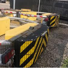 100 Scorpion Truck TL3 TMA Mounted Attenuator Unmounted